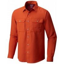 Mountain Hardwear Canyon Long Sleeve Shirt Bonfire