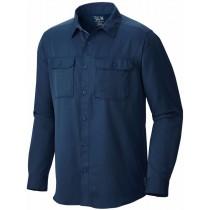 Mountain Hardwear Canyon Long Sleeve Shirt Hardwear Navy