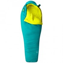 Mountain Hardwear Laminina Z Flame Sleeping Bag - Reg Emerald