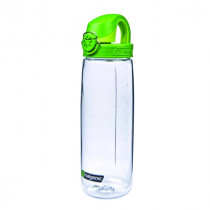 Nalgene Otf Clear Sprout Green Cap