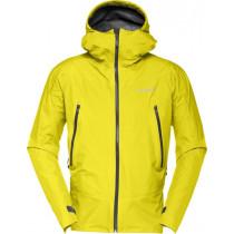 Norrøna Falketind Gore-Tex Jacket Men's Lightning Yellow