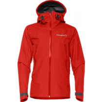 Norrøna Falketind Gore-Tex Jacket Junior Crimson Kick