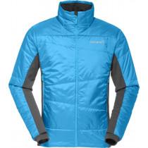 Norrøna Falketind Primaloft60 Jacket Men's Caribbean Blue