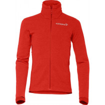 Norrøna Falketind Warm1 Jacket Junior Crimson Kick