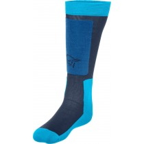 Norrøna Lofoten Mid Weight Merino Socks Long Ocean Swell