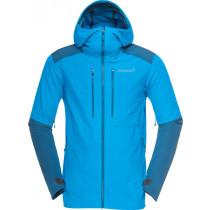 Norrøna Trollveggen Flex1 Jacket (M) Signal Blue