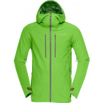 Norrøna Trollveggen Flex1 Jacket (M) Clean Green