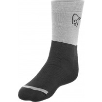 Norrøna Trollveggen Heavy Weight Merino Socks Caviar