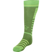 Norrøna Lyngen Light Weight Merino Socks Long Treetop