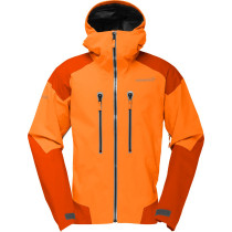 Norrøna Trollveggen Gore-Tex Pro Jacket (M) Pure Orange