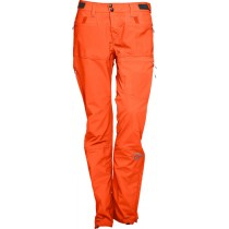 Norrøna Bitihorn Lightweight Pants (W) Orange Alert