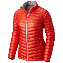 Mountain Hardwear Ghost Whisperer™ Down Jacket Fiery Red