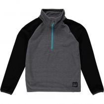 O'Neill Pb Rails 1/2 Zip Fleece Granite