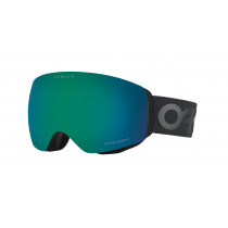 Oakley Flight Deck XM Factory Pilot Blackout Prizm Jade Iridium