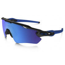 Oakley Radar Ev Path Sapphire Iridium - Polished Black
