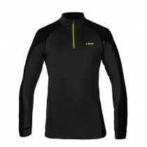 One Way Prime Sky Thermo Knit Shirt Black