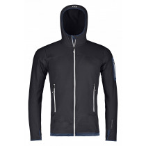 Ortovox Fleece Light Hoody High Men's Black Raven