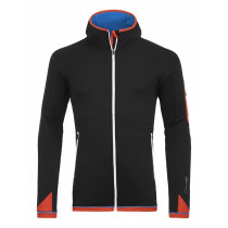 Ortovox Fleece Light Hoody M Black Raven