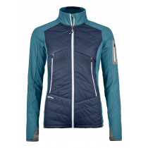 Ortovox Swisswool Piz Roseg Jacket Women's Aqua
