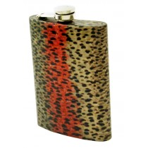 Orvis Trout Skin Flask, Rainbow