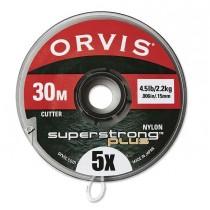 Orvis Super Strong Tafsmaterial 30 M Klar