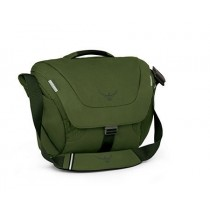 Osprey Flap Jack Courier Peat Green O/S