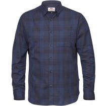 Fjällräven Övik Flannel Shirt Longsleeve Storm