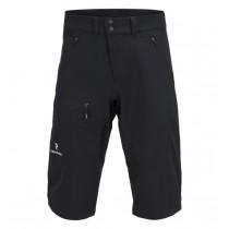 Peak Performance Black Light Long Shorts Black
