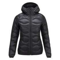 Peak Performance Women's Black Light Helium Hooded Jacket Black