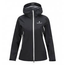 Peak Performance Women's Black Light Core Jacket Black