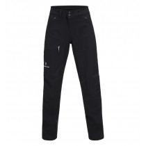 Peak Performance Women's Black Light Softshell Pants Black