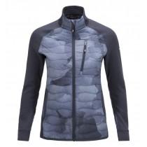 Peak Performance Women's Helium Hybrid Printed Jacket Pattern