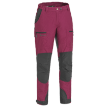 Pinewood Trousers Caribou Fuchsia/Grey