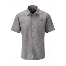Rab Hacker Ss Shirt Anthracite