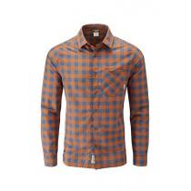 Rab Maverick LS Shirt Airforce/ Copper