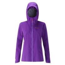 Rab Kinetic Plus Jacket Women's Nightshade