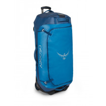 Osprey Rolling Transporter 120 Kingfisher Blue