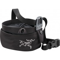 Arc'teryx Aperture Chalk Bag Black L