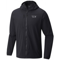 Mountain Hardwear Men's Super Chockstone Hooded Jacket Black