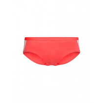 Icebreaker Women's Meld Zone Hipkini Poppy Red/Sorbet
