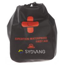 Sydvang Expedition första hjälpen-kit 59 Delar Vattentät Sort