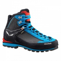 Salewa Womens Crow Gtx Black/Hot Coral
