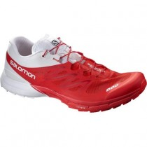 Salomon S-Lab Sense 5 Ultra Racing Red/White/Rd