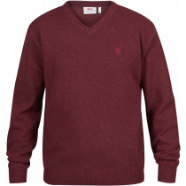 Fjällräven Shepparton Sweater Red Oak