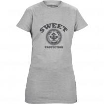 Sweet Protection Heart T-Shirt Women's Grey melange