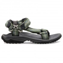 Teva Men's Terra Fi Lite Geometric Green