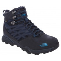 The North Face Men's Hedgehog Hike Mid Gtx Phantmgy/Bldrbl