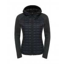 The North Face Women's Endeavor Thermoball Jacket TNF Black/TNF Black Heather
