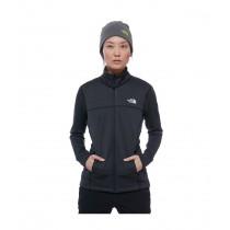 The North Face Women's Kyoshi Full Zip Jacket TNF Black Heather