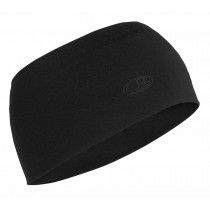 Icebreaker Chase Headband Black OS